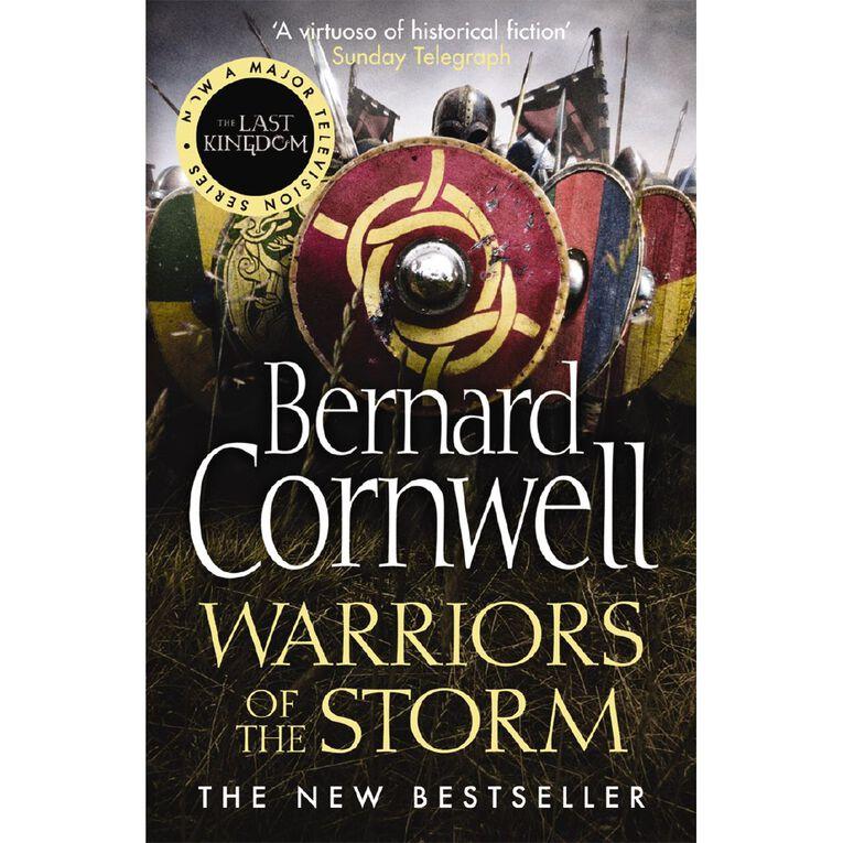 Last Kingdom #9 Warriors of the Storm by Bernard Cornwell, , hi-res