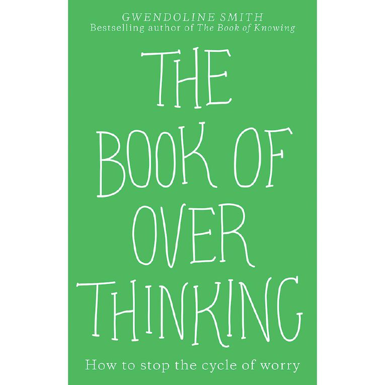 The Book of Overthinking by Gwendoline Smith, , hi-res