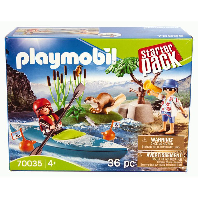 Playmobil Starter Pack Kayak Adventure, , hi-res