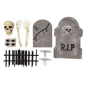 Seasons Cemetery Kit 18 Piece