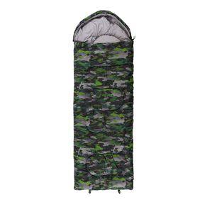 Navigator South Camo Green Kids Sleeping Bag