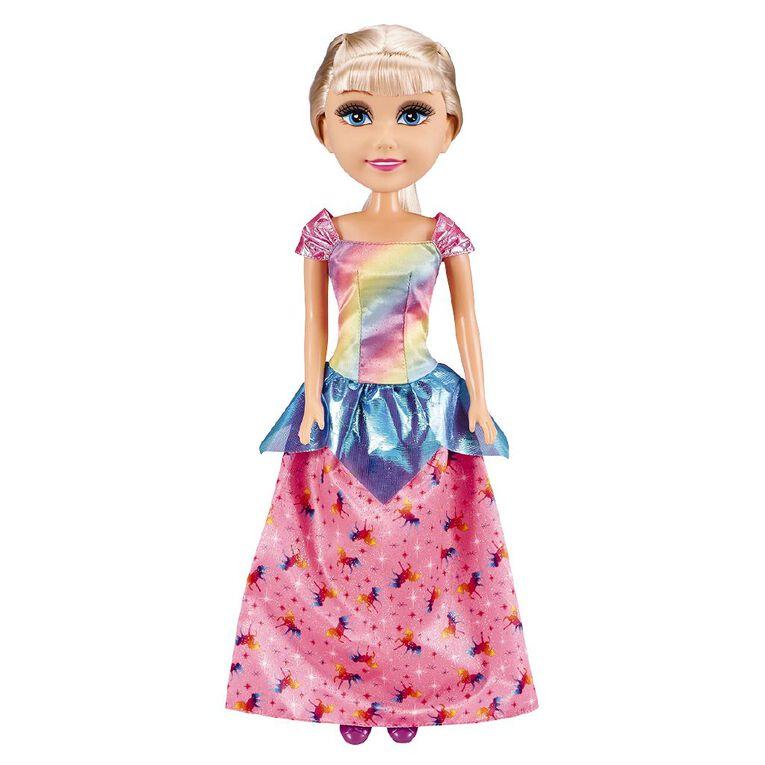 Sparkle Girlz Sparkle Girlz Doll 18 Inch Assorted, , hi-res