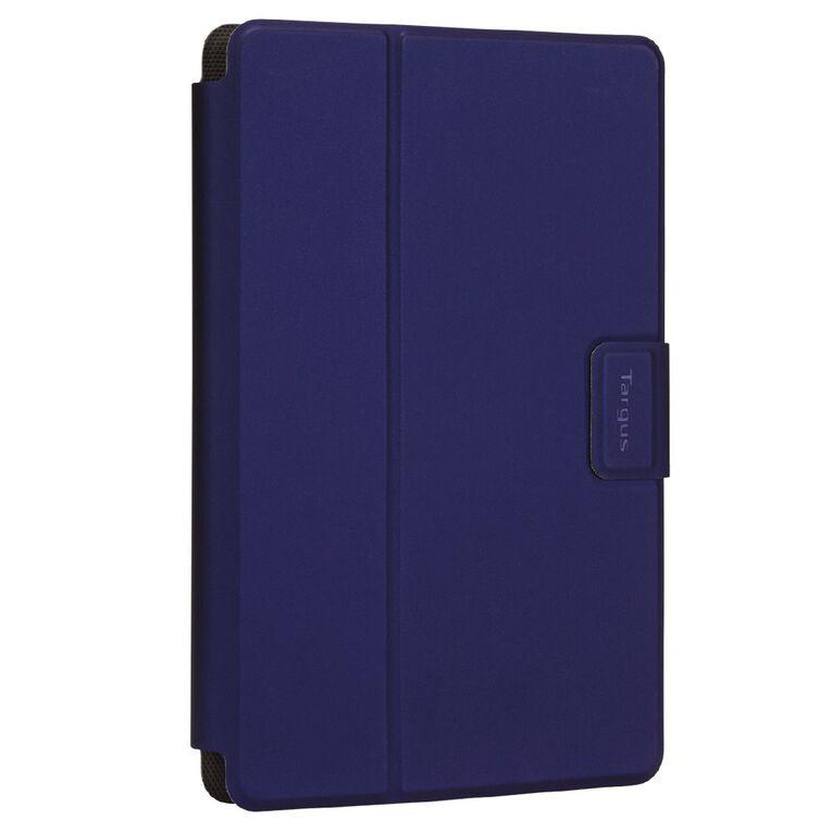 Targus SafeFit 7-8.5 Inch Rotating Case Blue, , hi-res