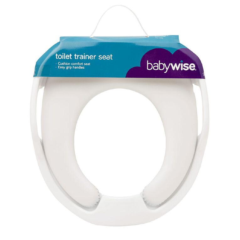 Babywise Padded Toilet Trainer Seat, , hi-res