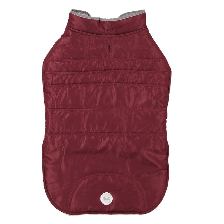 Simply Dog Red Reversible Classic Jacket XXL, , hi-res