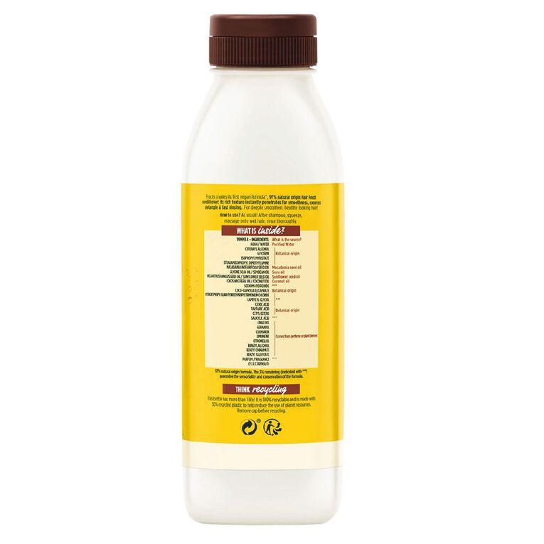 Garnier Fructis Hair Food Macadamia Conditioner 350ml, , hi-res
