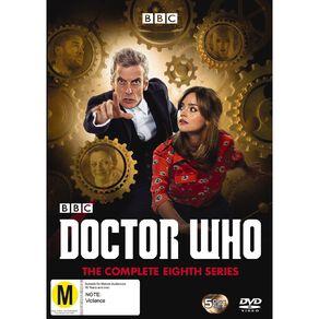 Doctor Who (2014) Season 8 DVD 5Disc