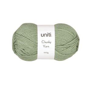 Uniti Yarn Chunky 100g Moss