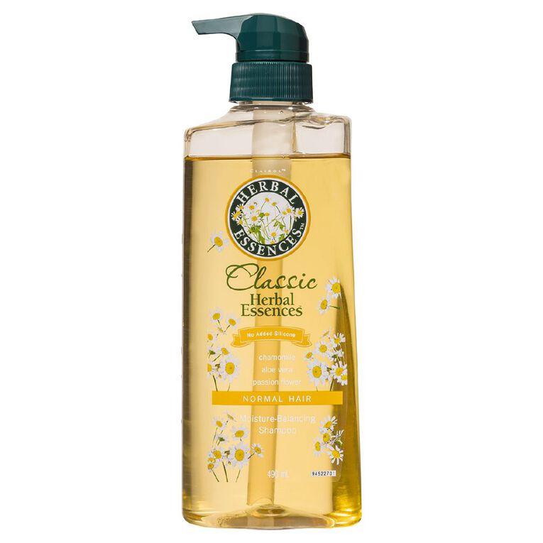 Herbal Essences Classics Shampoo Normal 490ml, , hi-res