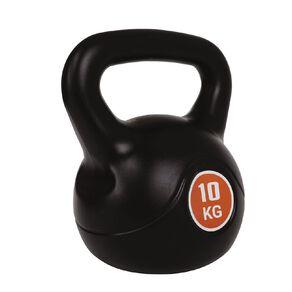 Active Intent Fitness Plastic Kettlebell 10kg