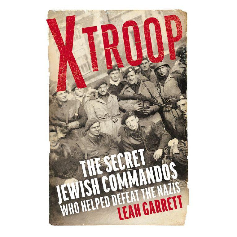 X-Troop by Leah Garrett, , hi-res