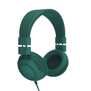 Tech.Inc Ruby Wired Headphones Green
