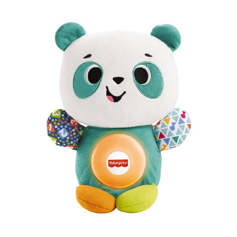 Fisher-Price Linkimals Panda, , hi-res
