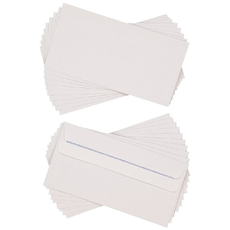 Envelope DLE Self Seal 20 Pack, , hi-res