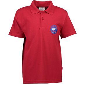 Schooltex Bledisloe Short Sleeve Polo with Embroidery