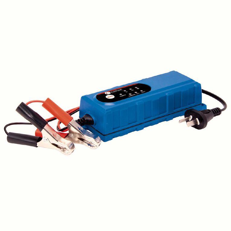 Autohaus Battery Charger AHBC-3.8I Intelligent Smart 6V/12V 3.8amp, , hi-res