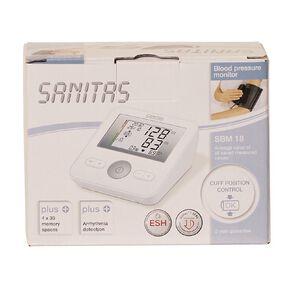 Sanitas Upper Arm Blood Pressure Monitor