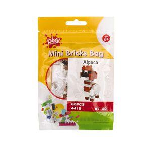Play Studio Mini Bricks Bag Assorted