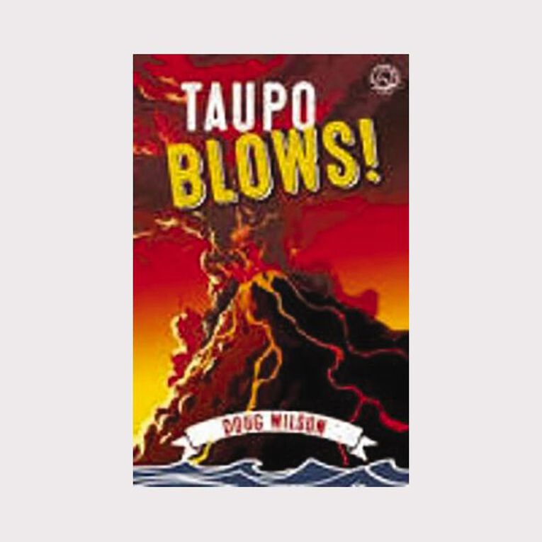 Taupo Blows by Doug Wilson, , hi-res