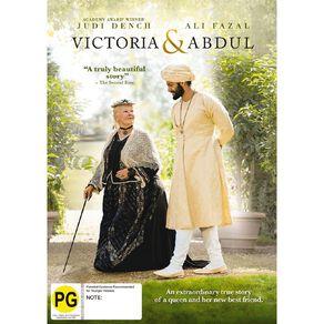 Victoria And Abdul DVD 1Disc