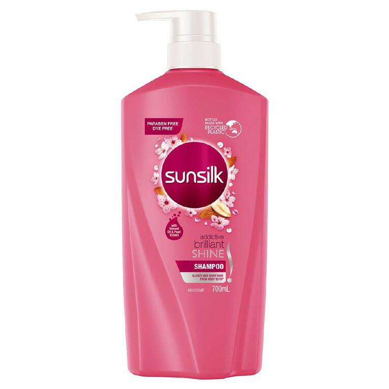 Sunsilk Shampoo Brilliant Shine 700ml, , hi-res
