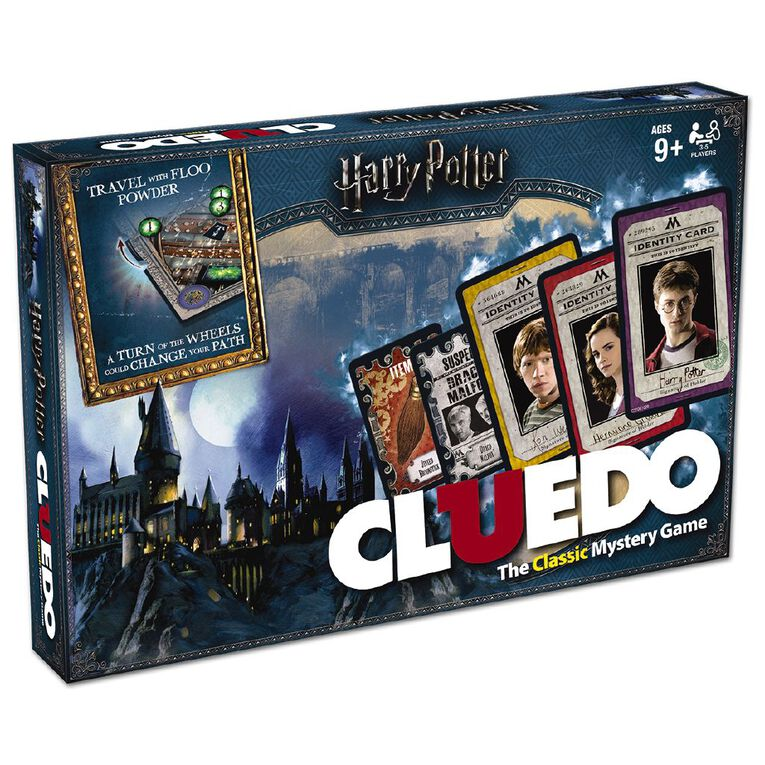 Harry Potter Cluedo, , hi-res