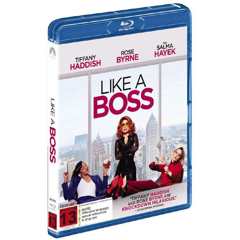 Like A Bo$$ Blu-ray 1Disc, , hi-res