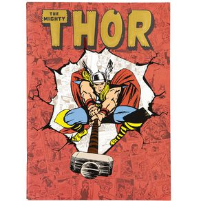 Marvel Kids Thor Scrapbook The Mighty Thor Red