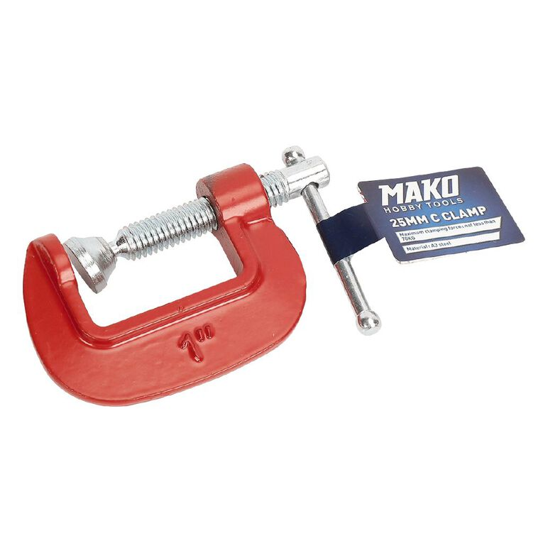 Mako 25mm C Clamp, , hi-res