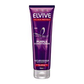 L'Oreal Paris Elvive Colour Protect Purple Conditioner 150ml