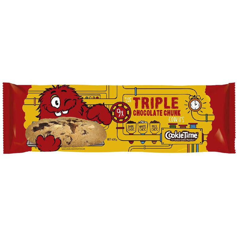 Cookie Time Chocolate Chip 9 Pack, , hi-res