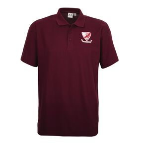 Schooltex Leabank Polo with Transfer