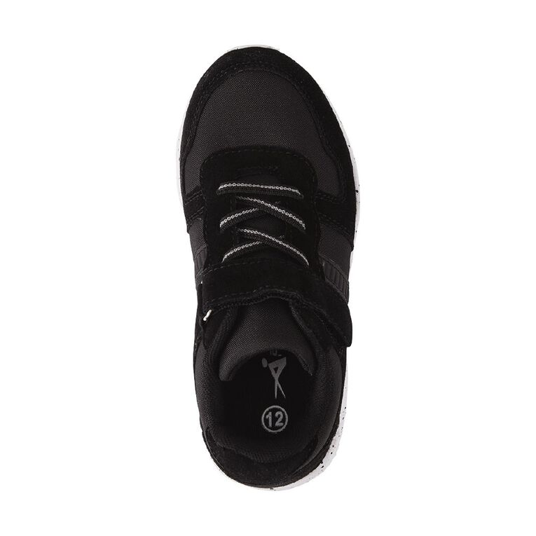Active Intent Tyrus Shoes, Black, hi-res
