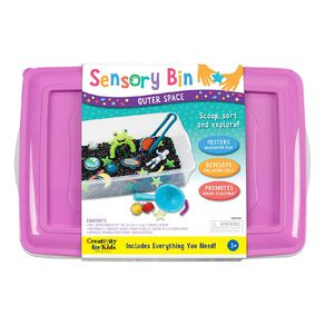 Faber-Castell Faber-Castell Sensory Bin Outer Space
