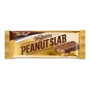 Tip Top Whittakers Peanut Slab 83ml