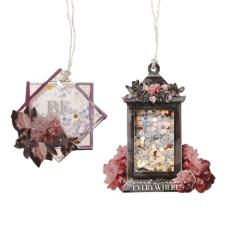 Uniti Floral Nights Shaker Tags, , hi-res