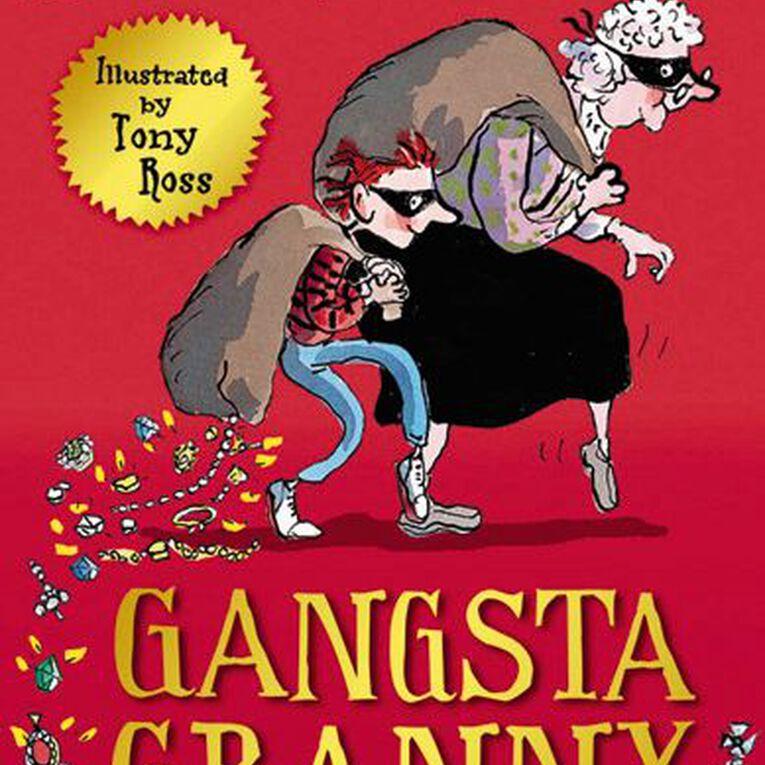 Gangsta Granny David Walliams, , hi-res