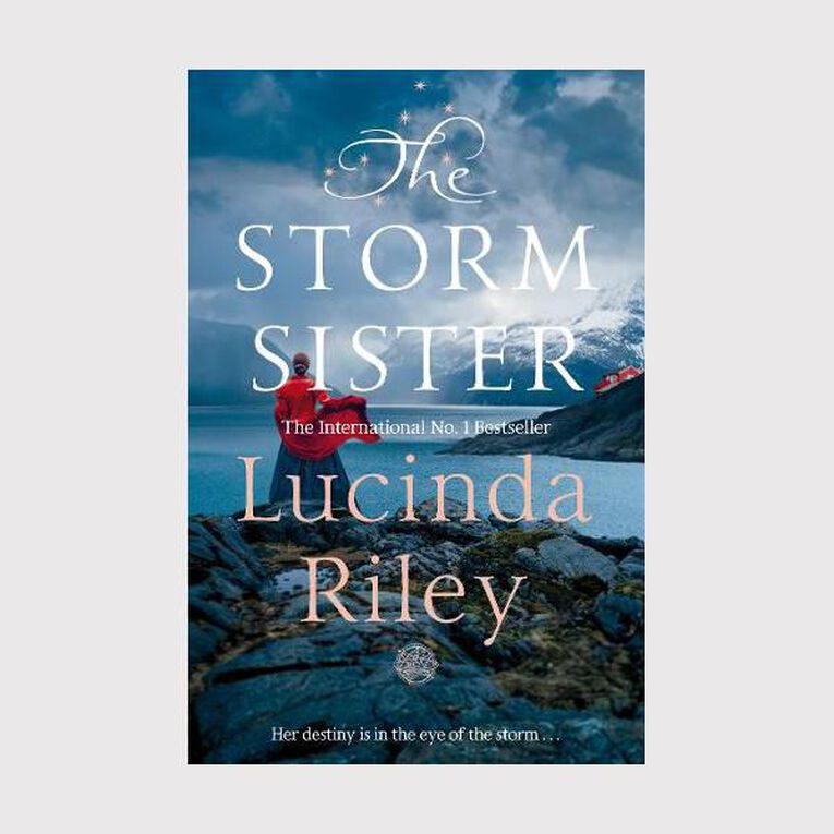 Seven Sisters #2 The Storm Sister by Lucinda Riley, , hi-res