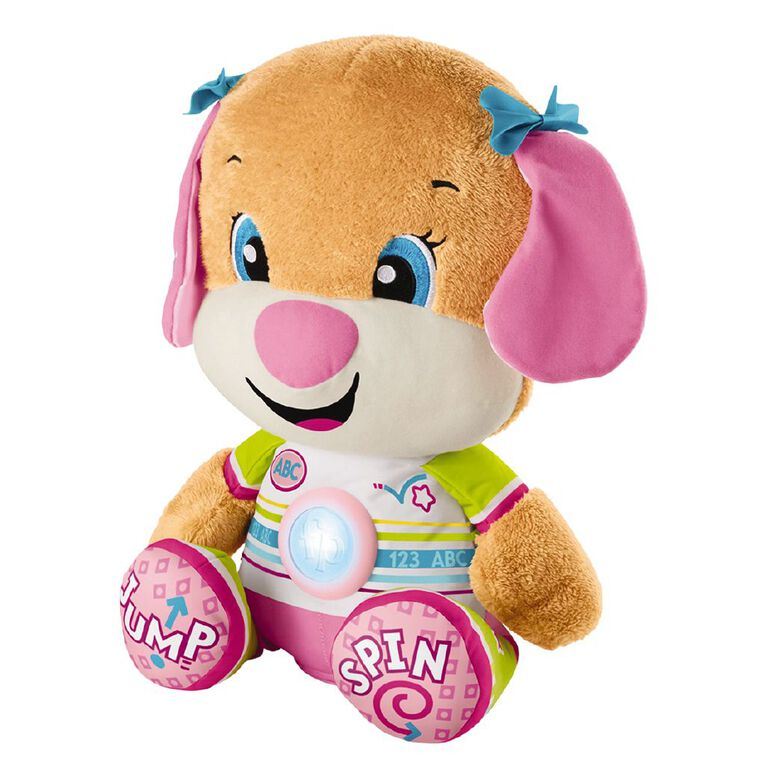 Fisher-Price Laugh & Learn Big Puppy Sis, , hi-res