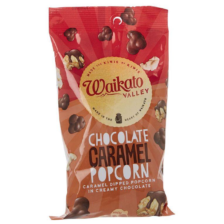 Waikato Valley Chocolates Chocolate Caramel Popcorn 180g, , hi-res