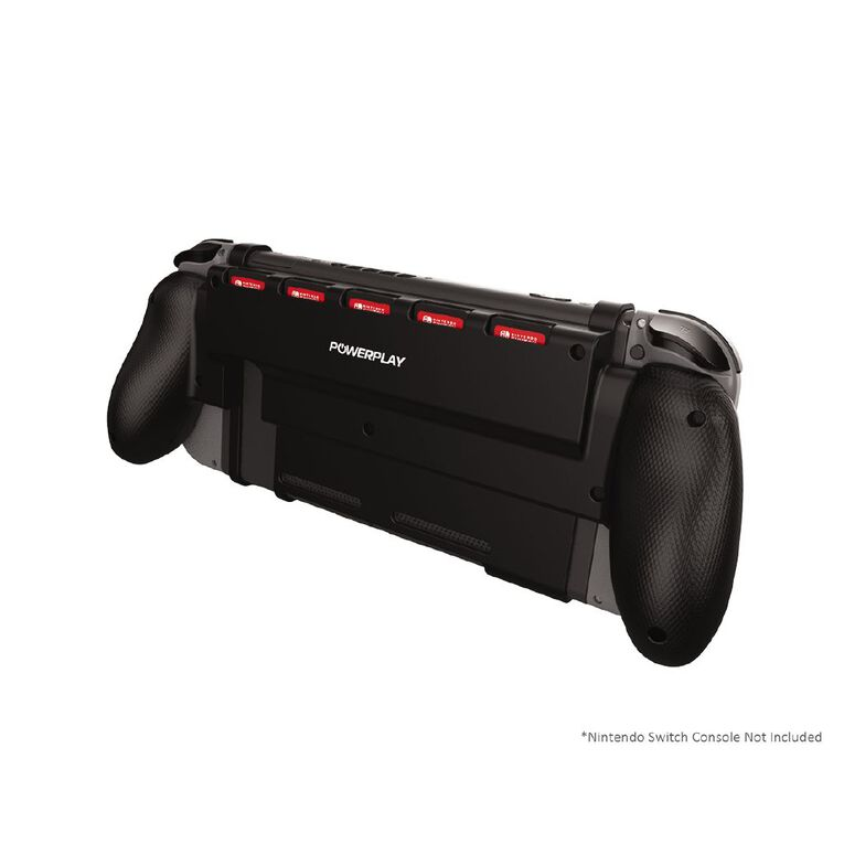 PowerPlay Switch Comfort Grip (with Game Storage), , hi-res