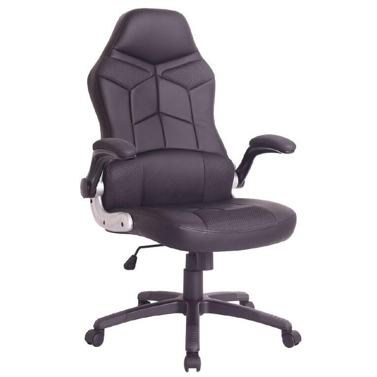 Workspace Racer Chair Grey, , hi-res