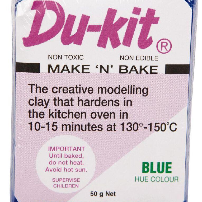 Du-kit Clay Blue 50g, , hi-res