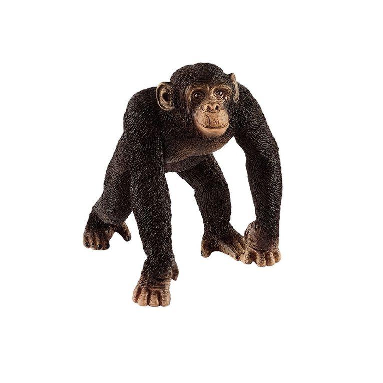 Schleich Chimpanzee Male, , hi-res