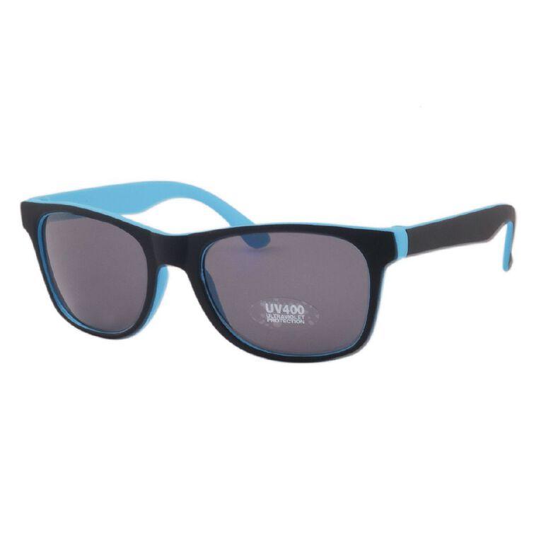 Beach Works Kids' Sunglasses, Blue, hi-res