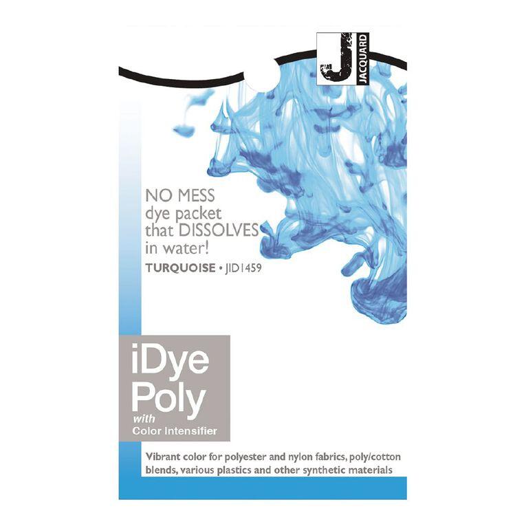 Jacquard iDye Poly 14g Turquoise, , hi-res image number null