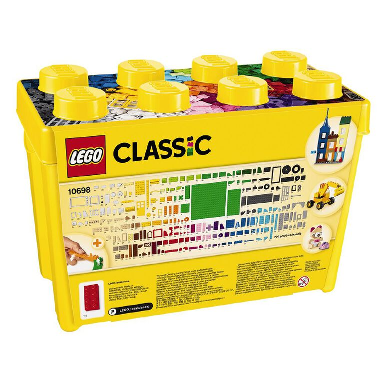 LEGO Classic Large Creative Brick Box V29 10698, , hi-res