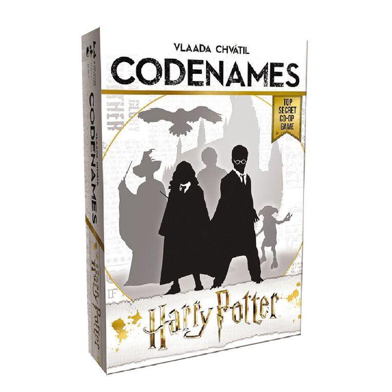 Harry Potter Codenames, , hi-res
