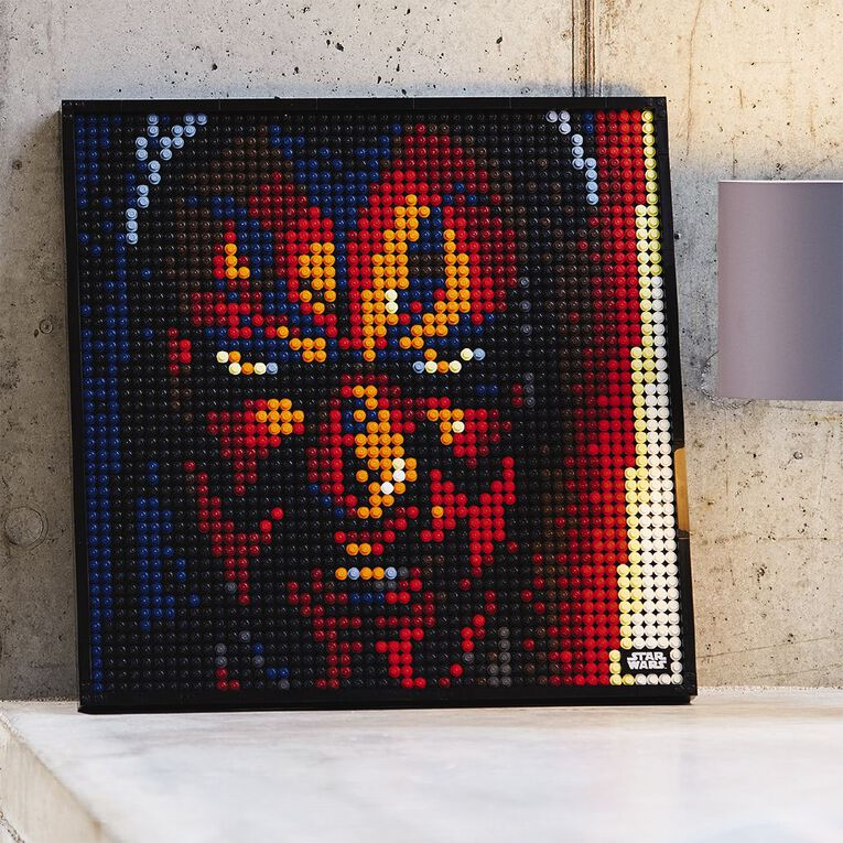 LEGO Art Star Wars The Sith 31200, , hi-res image number null