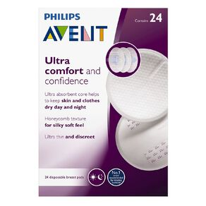 Philips AVENT Breast Pads 24pk